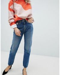 Vivienne Westwood Anglomania - Mom Jean - Lyst