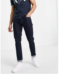 Emporio Armani J06 - Slim-fit Jeans - Blauw