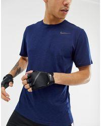 Nike Training Fitness-handschoenen Voor Heren - Zwart