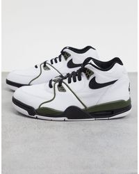 Nike Air Flight '89 Sneakers - White
