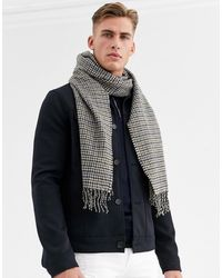 River Island Scarf - Brown