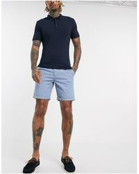 New Look Chino Short - Blue