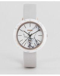 Fossil ES4381 - Blanc