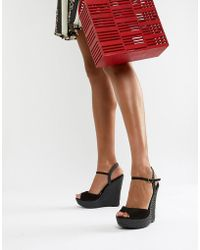 ALDO - High Wedges - Lyst