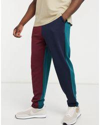 ASOS Oversized sweatpants - Blue