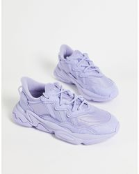 adidas Originals Ozweego - Baskets - Lilas - Violet