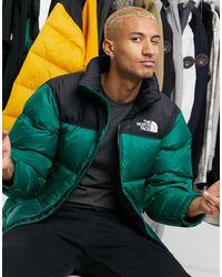 The North Face 1996 Retro Nuptse Jacket - Green