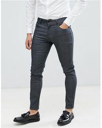 ASOS Smart Skinny Jeans - Grey