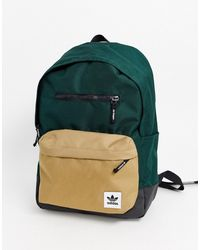 adidas Originals Backpack With Small Logo - Green