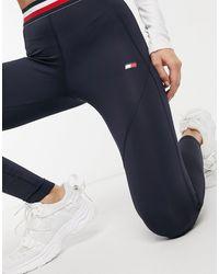 Tommy Hilfiger Reveal leggings - Black
