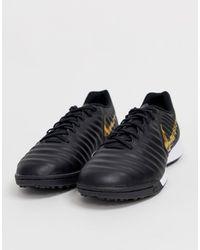 Nike Football Legendx astro turf - Baskets - Noir