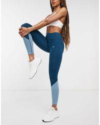 Skechers Immersion legging - Blue