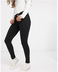Superdry Alexia Jeggings - Black