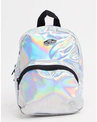 Vans Мини-рюкзак Переливающегося Цвета Iridescent Got This-белый