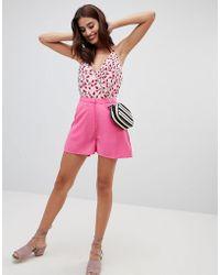 NA-KD - Highwaist Shorts - Lyst