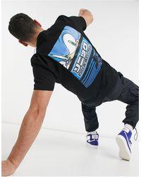 ASOS Sonic T-shirt - Black