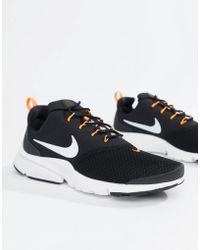 b3afc55258f2 Nike Huarache Run Ultra Trainers In Black 833147-003 in Black for ...
