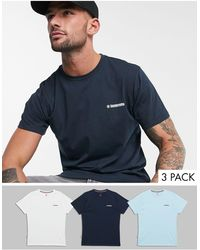 Lambretta Lounge T-shirt - Blue