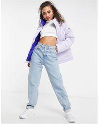 Champion - Сиреневая Куртка -фиолетовый - Lyst