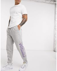 Wesc Speed Logo joggers - Grey