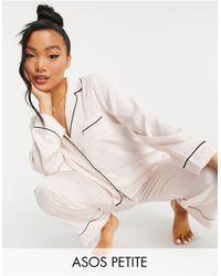 ASOS Pijama - Blanco