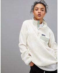 Patagonia - Synch Snap-t Pullover - Lyst
