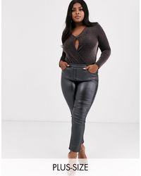 Simply Be jeggings - Black