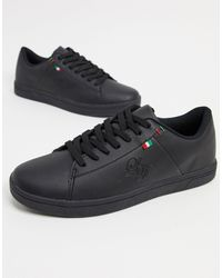 Loyalty & Faith - Terrence Embossed Logo Sneakers - Lyst
