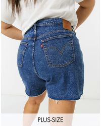 Levi's – 501 Original – Denim-Shorts - Blau