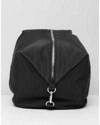 Monki | Zip Detail Backpack | Lyst