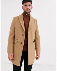 Burton Пальто Верблюжьего Цвета -коричневый - Естественный