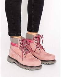 Caterpillar Boots for Women - Up to 50
