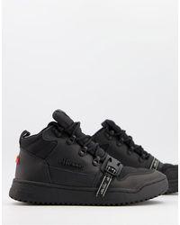 Ellesse Osio Hitop Sneakers - Black