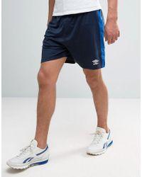 Umbro Training Shorts - Blue