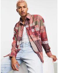 Mennace Camisa - Multicolor