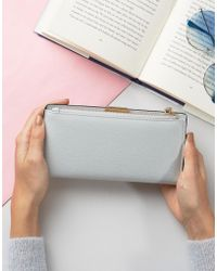 Dune - Slim Purse With Removeable Cardholder - Lyst