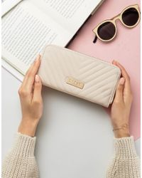 Lipsy - Quilted Purse - Lyst
