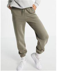 ASOS Oversized jogger - Green