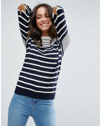 Sugarhill - Star Stripe Jumper - Lyst
