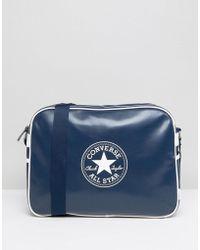 Converse Messenger Bag - Blue
