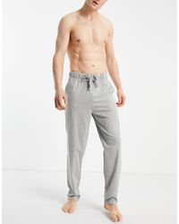 ASOS Relaxed Lounge Trousers - Grey