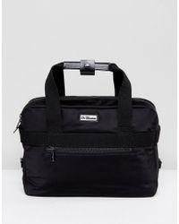 Dr. Martens Fabric Satchel Bag - Black