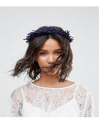 Rock N Rose Rock N Rose Lavander Dried Flower Crown - Purple