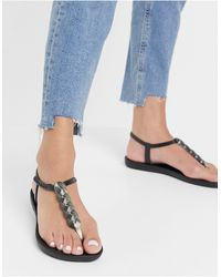 Ipanema Charm Sandals - Black