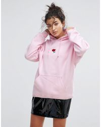 Adolescent Clothing | Rose Hoody | Lyst