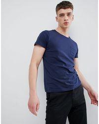 Lee Jeans Jeans Pocket T-shirt - Blue