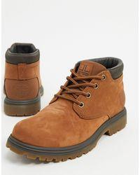 Helly Hansen Saddleback Chukka Boot - Brown