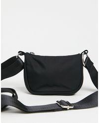 ASOS Mini 90's Cross Body Bag - Black