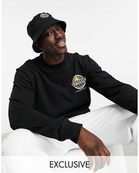 TOPMAN Exclusive @ Asos Bucket Hat - Black