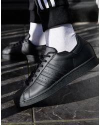 adidas Originals Superstar - Sneakers nere - Nero